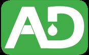 American Distributing Co Logo